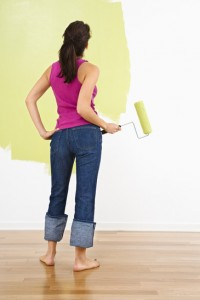 Home Remodel choose paint colors