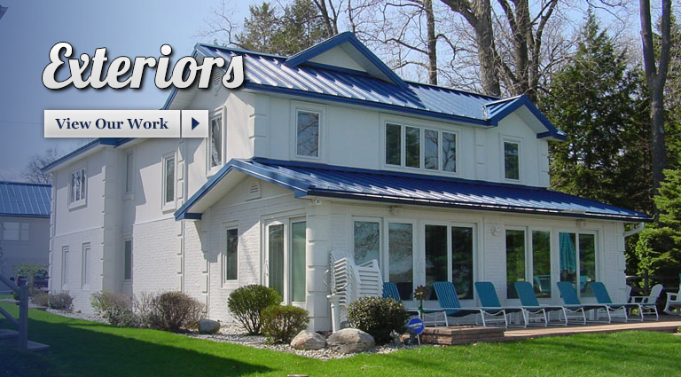 Michigan Building Specialties, Exteriors